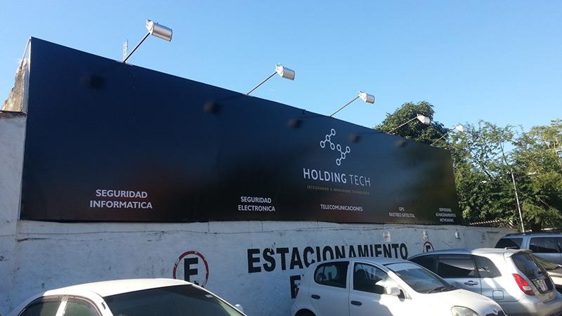 Servicio de Cartelería en Asunción
