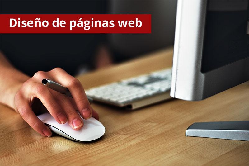 Diseño de págias web