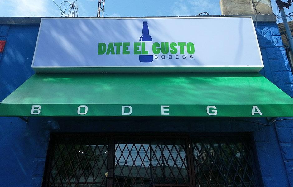 Carteleria en asuncion paraguay