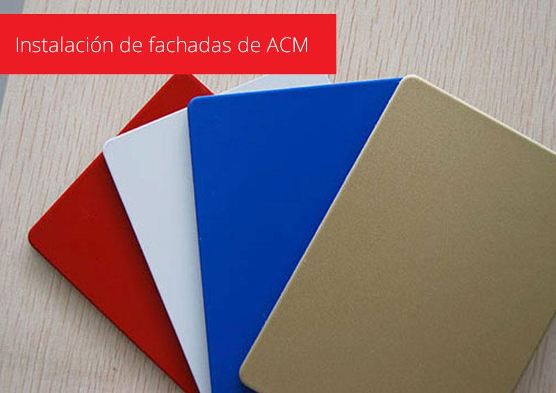 Colores ACM